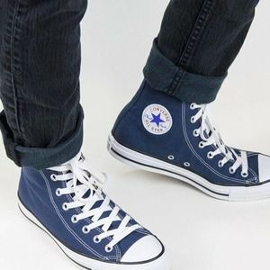 Converse All Star Sneakers Size M8/W10